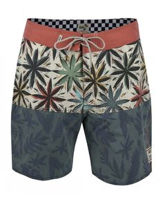 The Vans Gregg Kaplan Boardshort is part of the Van's Gregg Kaplan Collection which features his art on various pieces of clothing. This boardshorts has stretch and is a perfect boardshort for surfing!