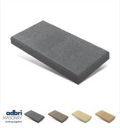 Adbri Boulevard® Charcoal Paver Measuring x x Boulevard® is a large coloured concr Concrete Paving Slabs, Pool Paving, Brick Paving, Paving Stones, Concrete Blocks, Pool Sizes, Dark Granite, Garden Paths, Charcoal