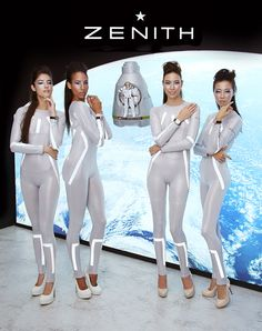 Zenith Boutique Opening event in Singapore