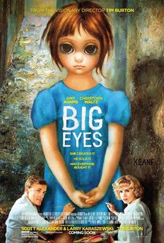 Big Eyes, de Tim Burton. 2014.