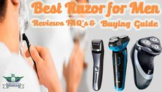 Top 20 Best Razor for Men Review and Buying Guide of 2020 | Best Products For You Best Razor For Men, Best Shavers, Best Electric Razor, Foil Shaver, Gillette Fusion, Disposable Razor, Sideburns, Safety Razor, Beard Trimming