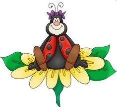 Hugbug On Flower