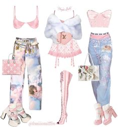 Cute Swag Outfits, Girly Outfits, Retro Outfits, Stylish Outfits, Classy Teen Fashion, Autumn Fashion For Teens, Look Fashion, Fashion Fashion, Petite Fashion