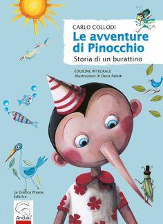 Pinocchio  Grafica Pisana Editrice   Andalù  2012