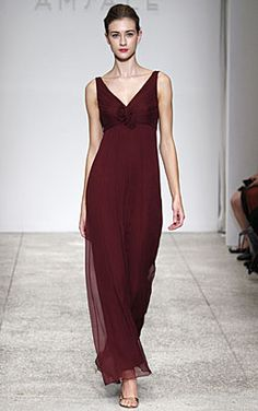 This is the dress I'll be wearing at Jake & Em's wedding