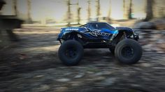 Traxxas X-maxx Goes Camping & Bashes The Campground Go Camping, Rc Cars, Monster Trucks, Board, Youtube, Sign, Youtubers, Planks, Youtube Movies