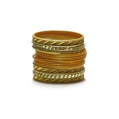 Liquidationprice.com - Bangle Bracelet Sets of 24. Slant Cut Yellow, $3.00 (http://www.liquidationprice.com/bangle-bracelet-sets-of-24-slant-cut-yellow/)