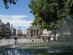 Summer in Montpellier
