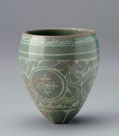 celadon-ware, koryo dynasty (918-1392), 12th century