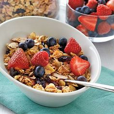 All-American Granola | CookingLight.com