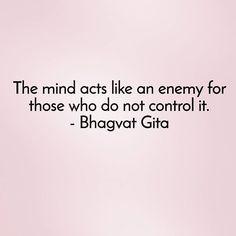 Geeta 🕉️ Hinduism Quotes, Sanskrit Quotes, Krishna Quotes, Religious Quotes, Spiritual Quotes, Wisdom Quotes, Me Quotes, Geeta Quotes, Genius Quotes