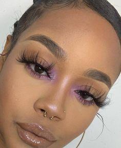 Makeup Eye Looks, Creative Makeup Looks, Pretty Makeup, Eye Makeup, Hair Makeup, Stunning Makeup, Flawless Makeup, Glam Makeup, Makeup Tips