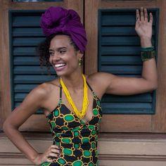 Ensaio Africa is Now, Baobá 2014. Foto: Stéphane Munnier. Modelo: Aisha Jambo. #africaisnow