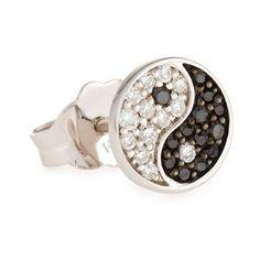 Goldschmuck yin yang