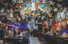 Fabulous Finds: Best Tea House in Naqsh-e Jahan Sq.   Esfahan, Iran