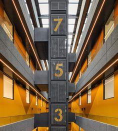 Edifício Comercial UNE | Galeria da Arquitetura