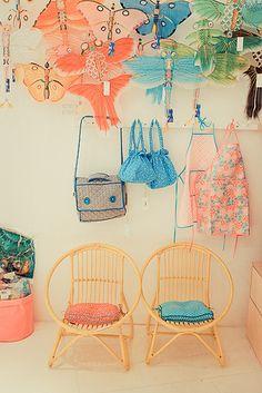 Candy colors. visite du Petit Pan toulousain — planB par Morganours