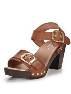 Carvela Kamp Wooden Sandals | #SummerStyle very.co.uk