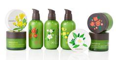 Go Green The Trendy Way With innisfree's Limited Edition Eco-Handkerchiefs | Lipstiq.com | Malaysia Female Lifestyle Community