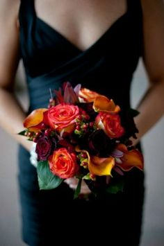 Vibrant Wedding Bouquet- looks just like my wedding bouquet