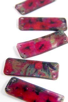 DIY bracelet plastique dingue 7
