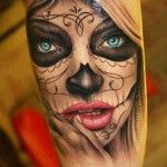 Sugar Skull   Best tattoo ideas & designs