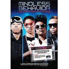 Mindless Behavior: All Around The World ( what to get it )