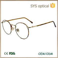 Source M5208 Classical loop frame metal optical eyeglasses wholesale on m.alibaba.com