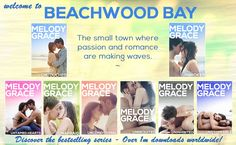 Cover Reveal: Beachwood Bay Series by @Melody_Grace_  http://twinsistersrockinreviews.blogspot.com/2015/01/cover-reveal-beachwood-bay-series-by.html