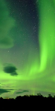 #Jetsetter Daily Moment of Zen: Extreme Northern Lights in #Iceland