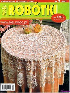 Decoração em Crochê Rússia 02-2007 - soniartes crochê 2 - Picasa-Webalben