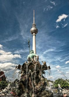 Berlin Alexanderplatz by pingallery