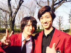 @kamiki_official · Mar 7 今日は「学校のカイダン」9話です! 最終回に向けて大どんでん返し!! 是非、見て下さい。 withこーきくんです!隆