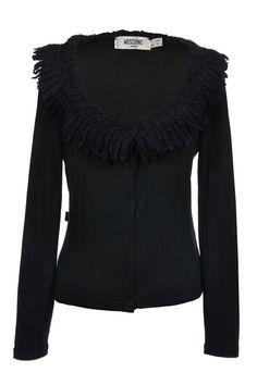 #Moschino #cardigan #top #girls  #fashion #designer #onlineshop #clothes #vintage #secondhand #fashionblogger #mymint