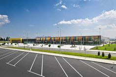 Awesome colorful view of Varna International Airport is located at the north side Black Sea coast of Bulgaria. See more pics @ http://www.airport-technology.com/projects/varna-international-airport-varna/