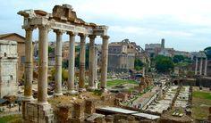 Italie. Rome.