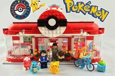 Un Centro Pokémon de LEGO sería el regalo perfecto de navidad