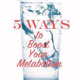 Slim Tip: Boost Your Metabolism