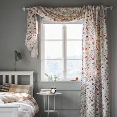 Einfache Fensterbehänge für Frühling und Sommer