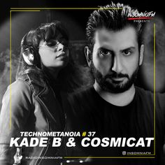 Kade B & Cosmicat - Technometanoia 037 on Insomniafm - December 2020 Martin Roth, 7 Year Itch, Full Moon Night, Broken Promises, Green Velvet, Teenage Mutant, Techno, Dj, December