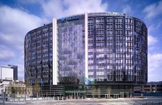 Westminster Bridge Park Plaza Hotel / BUJ architects, Uri Blumenthal architects & Digital Space