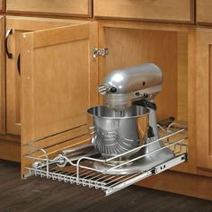 Shop for kitchen organizers at Bed Bath & Beyond. Buy top selling products like ORG Vertical Mesh Organizer Rack in Brushed Silver and Rev-A-Shelf - - 8 in. Pull-Out Wood Base Cabinet OXO Organizer with Soft-Close Slides. Shop now! Kitchen Organization, Kitchen Storage, Storage Organization, Storage Ideas, Kitchen Organizers, Cabinet Organizers, Storage Basket, Kitchen Shelves, Storage Solutions