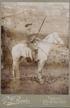 Royal Scots Greys, Boer war