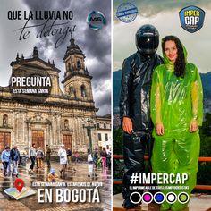¡¡¡NO TE LO PUEDES PERDER!!! pregunta por tu impermeable de siempre #IMPERCAP estamos en la ciudad de Bogotá Pregunta Por #IMPERFORROS #IMPERGABÁN #PONCHOS  Mas Soluciones en plástico que lo económico y lo cómodo te sea tu mejor opción ¡¡¡¡ESTA SEMANA SANTA!!!!!!! #IMPERCAP #IMPERFORRO #IMPERGABÁN #Medellin #SemanaSanta #Motos #Viajes #Reflexión convierte tu vida en una aventura cada día sin parar