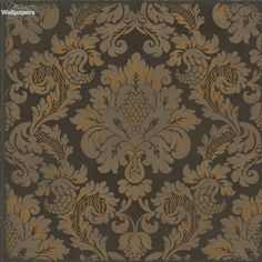 A luxury contemporary design with a block repeat and two-tone pattern, Stravinsky's elaborate damask print elevates this design to excellence.  The Stravinsky print also has a remarkable aged patina effect, making the design delightfully extravagance.  Available in a selection of striking colours, the Stravinsky is sure to make any room memorable.