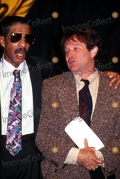 Robin Williams and Richard Pryor.