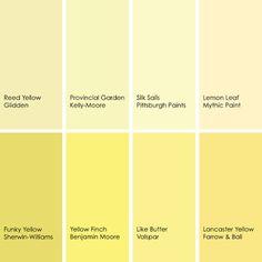 Reed Yellow Glidden Provincial Garden Kelly Moore Silk Sails Pittsburgh Paints Lemon Leaf Mythic Paint Lancaster No Farrow Ball Like Er