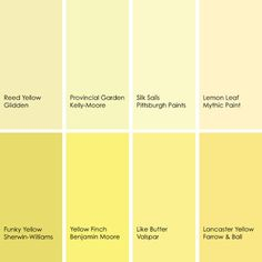 Yellow Paint Picks Italian Straw Pratt Lambert Paints Pinele Delight Pittsburgh Chiffon Kelly Moore Touch Of Sunshine Mythic Lively
