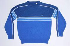 80s Vintage OP Ocean Pacific Polo Stripe Retro Skate Surf Surfing Ski Sweater S | eBay