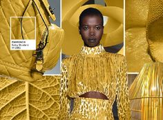 Спокойствие, сила и оптимизм - особенности модной цветовой гаммы